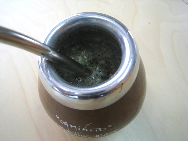 マテ茶 4