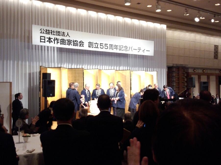 日本作曲家協会