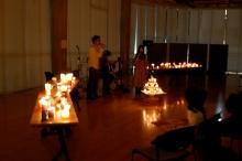 ピアノ弾き語りシンガーソングライター松本佳奈のblog-沢村作キャンドルツリー