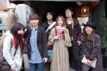 ピアノ弾き語りシンガーソングライター松本佳奈のblog-集合写真