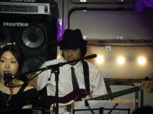 ピアノ弾き語りシンガーソングライター松本佳奈のblog-カルロスさん