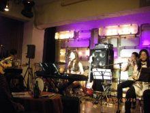 $ピアノ弾き語りシンガーソングライター松本佳奈のblog-居相さんも加わって