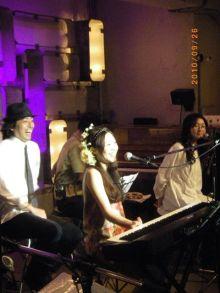 ピアノ弾き語りシンガーソングライター松本佳奈のblog-カルロスさんの笑顔
