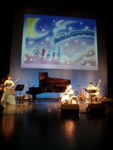 ピアノ弾き語りシンガーソングライター松本佳奈のblog-スターツアー3