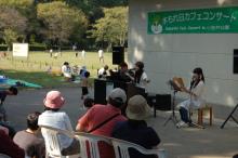 ピアノ弾き語りシンガーソングライター松本佳奈のblog-手拍子いっしょに