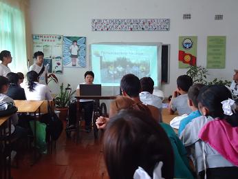 グルミラさんの講義