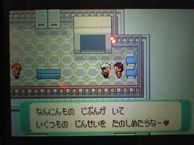 2012/11/18 ポケットモンスターエメラルド 教え技 みがわり