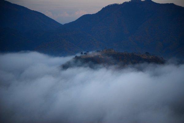 雲海ツーリング