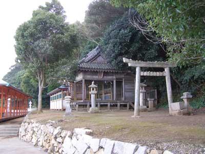 阿奈波神社(ネットより引用)