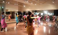 インド舞踊レッスン