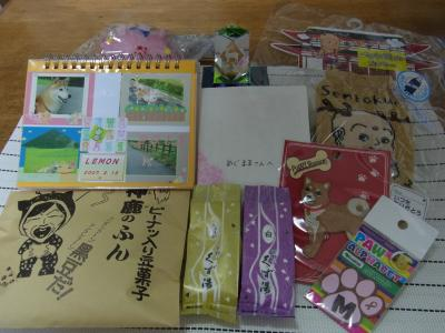 古都奈良からの贈り物
