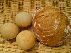 玄米パン (2)small