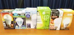 光量が不足していると指摘を受けたLED電球