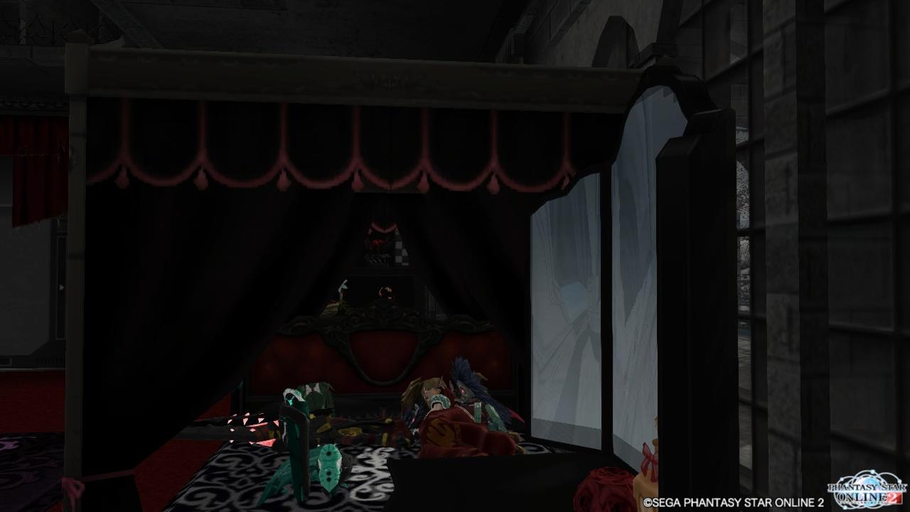 にゅもとベッド