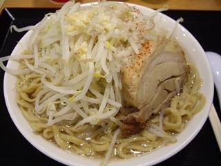 ジャンクガレッジ イオン戸田店 らーめん(大盛)