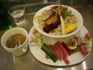 麺や庄の gotsubo ベジつけ麺