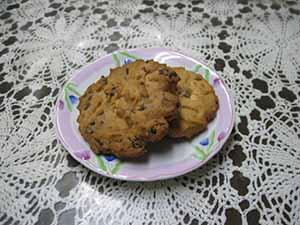 チョコクッキー9