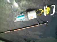 集魚水中灯