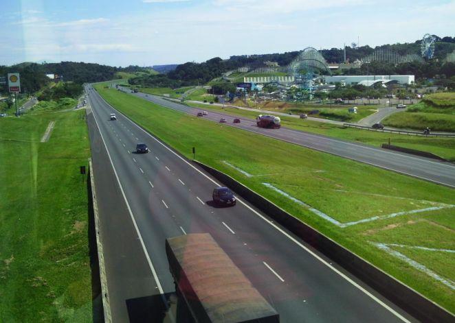 ブラジル高速