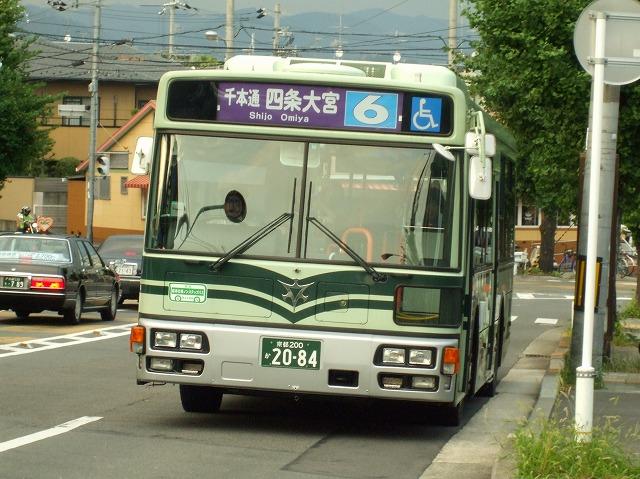 市バス04