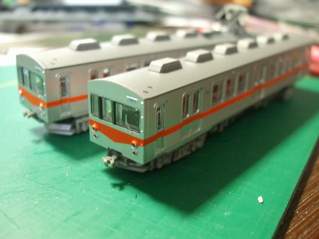 北鉄7200形3