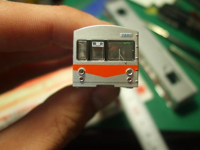 北鉄7200形6