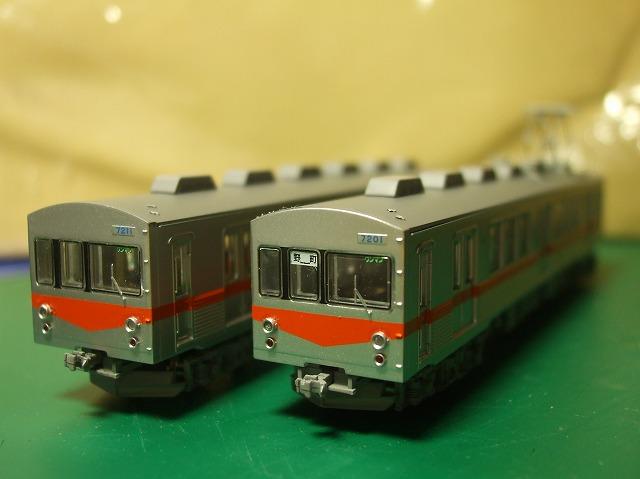 北鉄7200形4