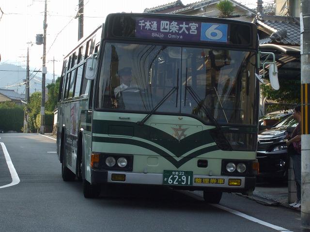 市バス02