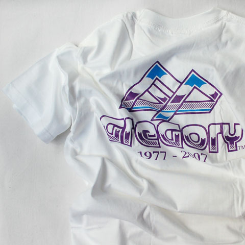 GREGORY 30TH ANNIVERSARY T-SHIRT