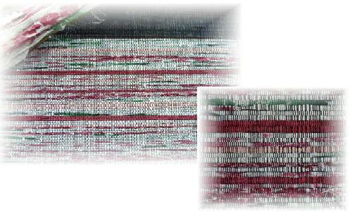 裂き織り28