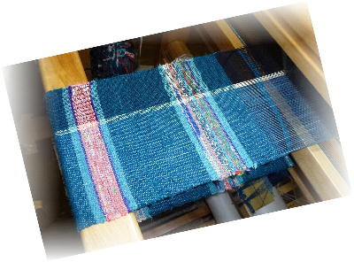 小物用裂き織り2