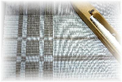 二重織りマフラー1-3