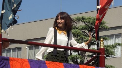 2012年の1日船長