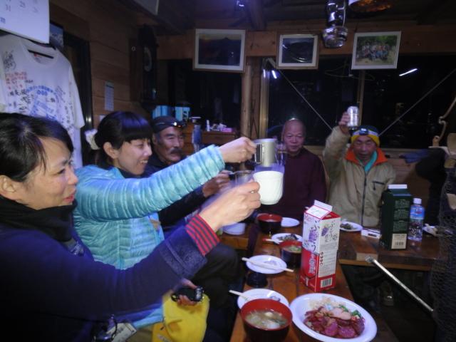 2013年元旦 夕食 1