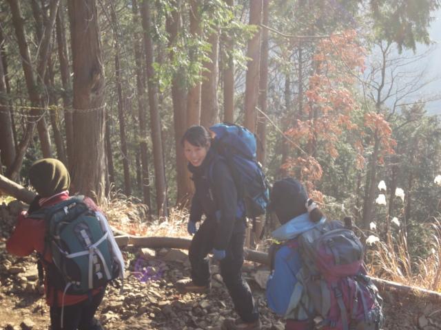 2013年1月2日 登山