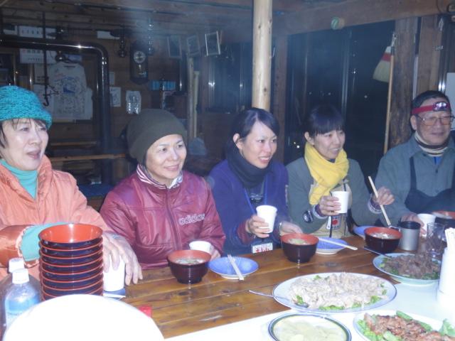 2013年1月2日 夕食 2