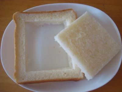 エッグトースト 1