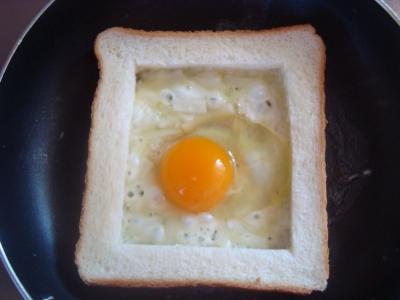 エッグトースト 2