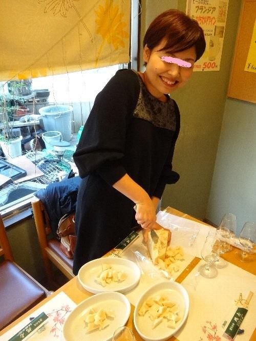 チーズ王国 宮田さん