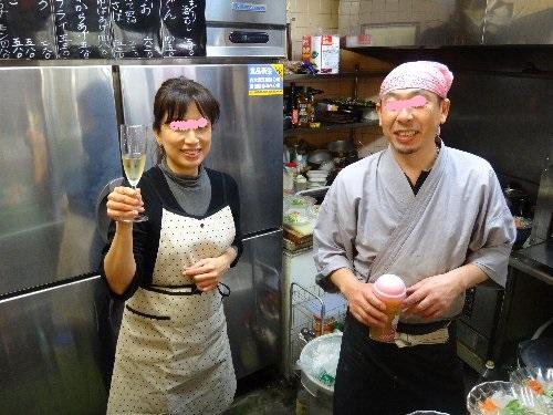 小田嶋さんとマサヨ