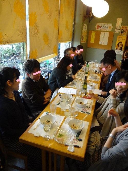 テーブル席12名様