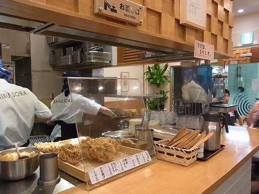 2012.09.30 菊名しぶそば (3)