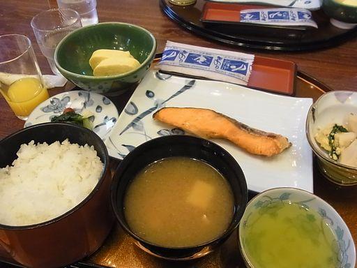 2012_10_28ホテル朝食