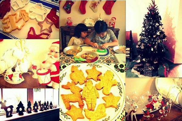 クリスマス準備2014-1