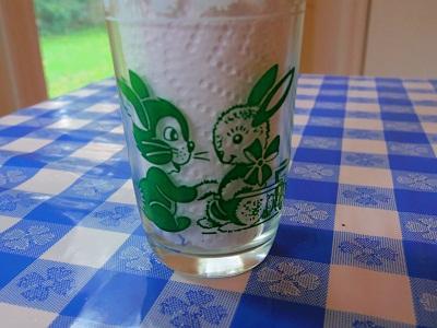 スワンキーグラス3 茶・緑