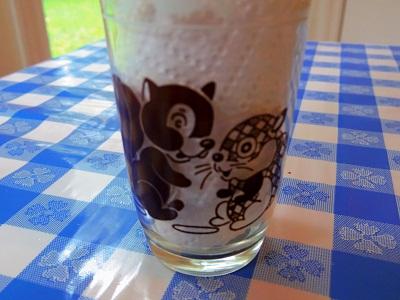スワンキーグラス4 茶・緑