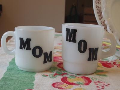 DAD&MOM マグ3
