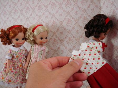 小さい三人娘
