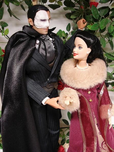 Barbie Victorian Ladies and........