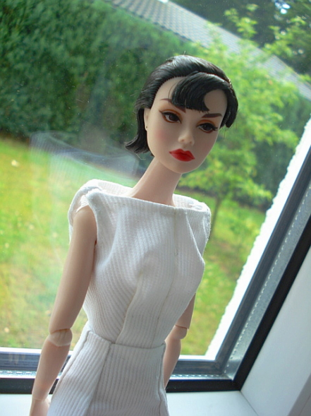 Romantic Sabrina嬢 夏のお着替え